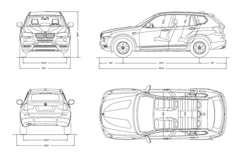 Bmw X5 Interior Dimensions by Moving To X3 From X5 Xoutpost