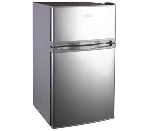 under cabinet fridge and freezer silver undercounter fridge freezer never used ebay