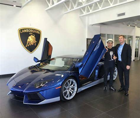 Manny Khoshbin's car collection (USA) cars