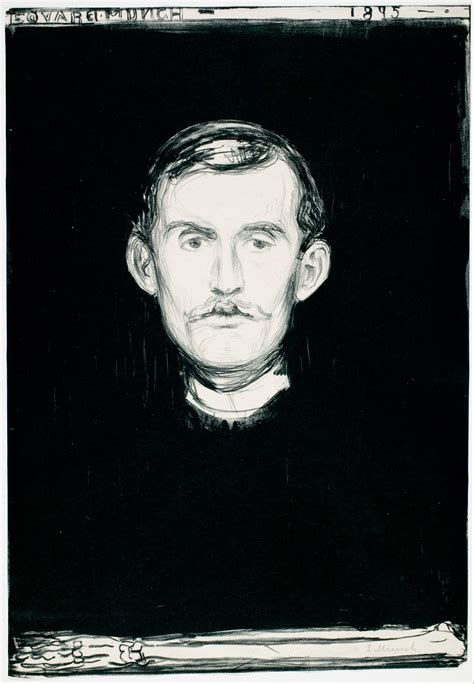 edvard munch art history news jasper johns and edvard munch love loss and the cycle of life