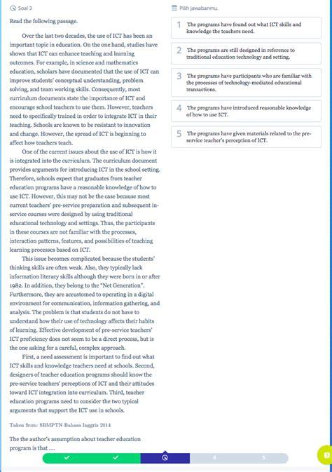 latihan soal bahasa inggris tentang biography yuk latihan contoh soal tkpa bahasa inggris ini biar