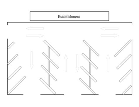 car park template printable sketch parking lot diagonals