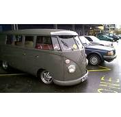 1967 VW Bus Aircooled Old School Aka Skool  NICE