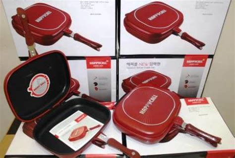 Teflon Happy wajan panci teflon pan happy call asli harga murah