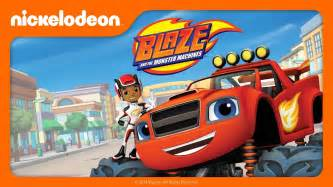 Get ready to race along with blaze and the monster machines nick jr