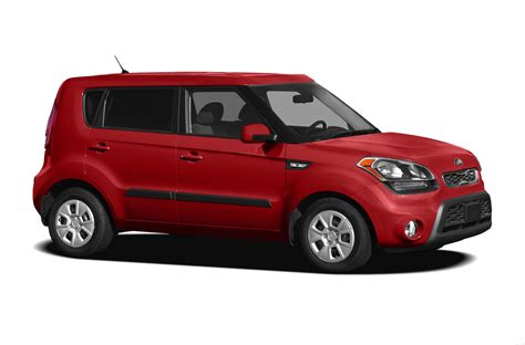 Kia Soul Sedan 2012 Kia Soul Price Photos Reviews Features