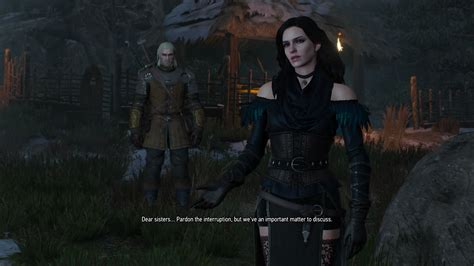 witcher 3 yennefer alternate look yennefer alternative look screenshot witcher 3
