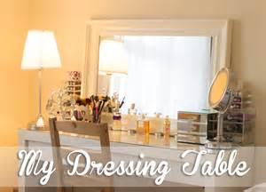 Zoella Vanity Table My Dressing Table