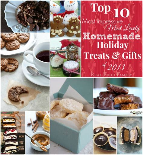 best homemade holiday treats and gifts of 2013