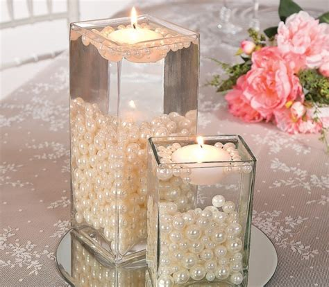 Handmade Centerpieces - centerpiece ideas for a 50th anniversary best