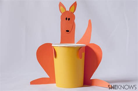 paper cup animals craft animal crafts you can make with your page 11