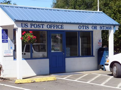 Oregon Post Office by Soup Paddy S Travels