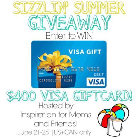 Visa Gift Card Giveaway - 400 visa gift card giveaway a night owl blog