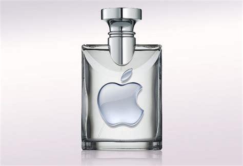 apple scents eau de frangrance smells like new apple products geekologie