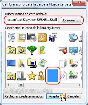 t駘馗harger icone bureau windows 7 aprende a poner transparente tus carpetas taringa