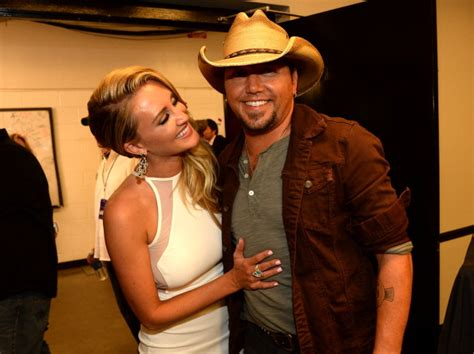 jason aldean gets a big surprise from wife brittany on jason aldean s kids view brittany kerr as quot other woman quot