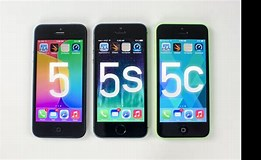 Image result for iphone 5 vs iphone 5c