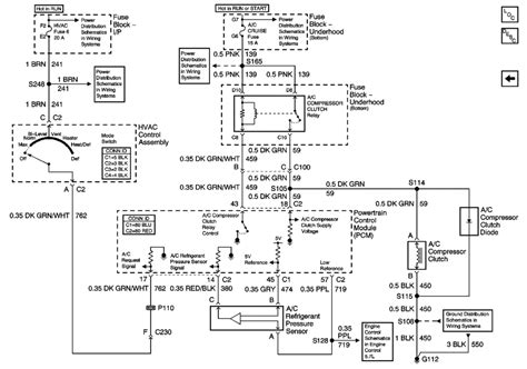 gm ac wiring diagram wiring diagrams schematics