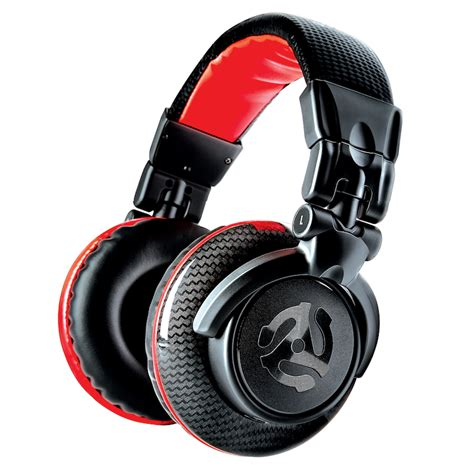 best mixing headphones 50 numark wave carbon 50mm driver