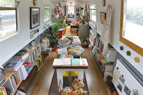 living on a boat book extreme small space living and working sarah henshaw s
