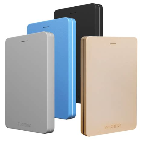 Hardisk Toshiba Eksternal 1 toshiba hdd canvio alumy usb 3 0 2 5 quot inch 2tb 1tb portable external disk drive mobile hdd