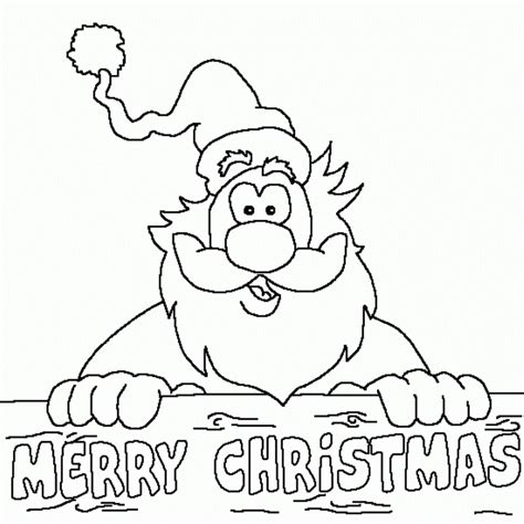 coloring pictures of merry christmas merry christmas coloring pages coloring home