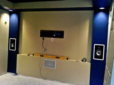 home theater screen wall design home theater av design consulting bellingham and seattle