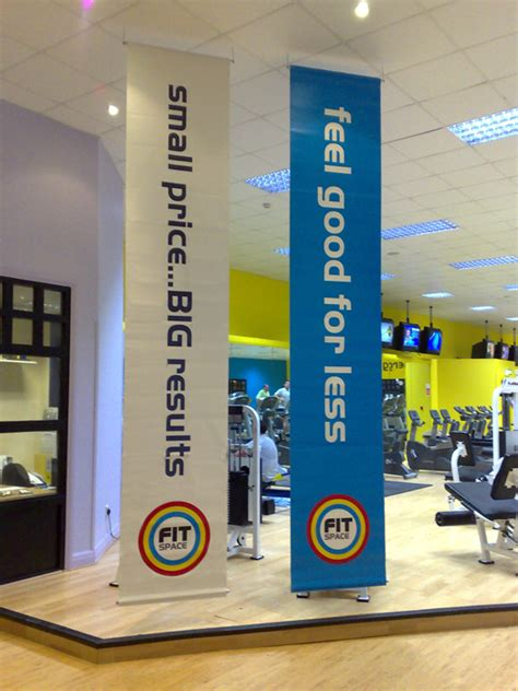 hanging banners from ceiling hanging banners custom printed hanging signs banners