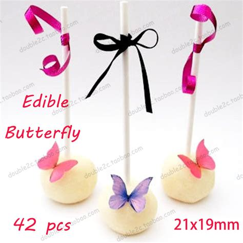 how to make edible cake decorations at home edible butterflies for cake 41pcs 3d mini edible butterfly