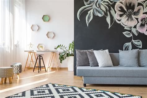 what is an accent wall would an accent wall in the living room of your