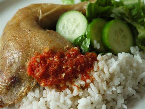 cara buat nasi kuning sabah resepi nasi ayam mudah dan cepat
