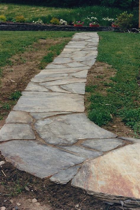 rock pathways gorgeous stone walkways to add your home