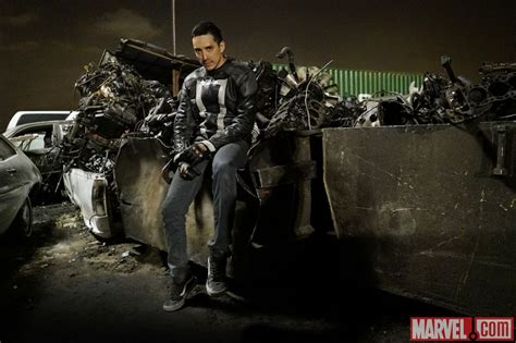 Zoom Ghost Rider Premiere by Agents Of Shield Premi 232 Re Photo De Robbie Reyes Alias