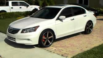 Honda Accord 2011 Rims Www Dubsandtires 20 Inch Wheels Giovanna Mecca 2011