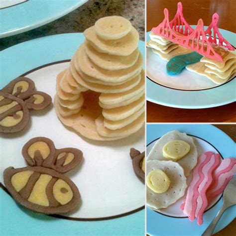 creative pancake ideas for kids popsugar moms