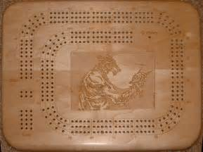 Cribbage Board Template by Pdf Free Cribbage Board Templates Plans Free