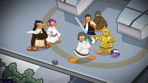 club penguin star wars rebels takeover behind the scenes sneak image rebel group star wars takeover png club penguin
