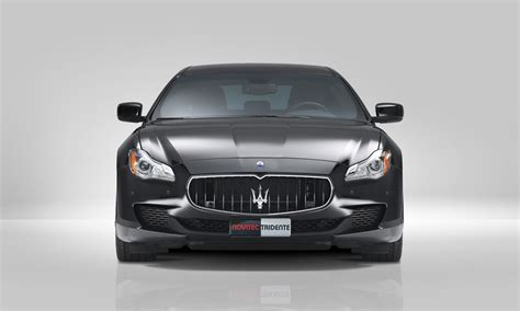 maserati novitec novitec powers up new maserati quattroporte carscoops