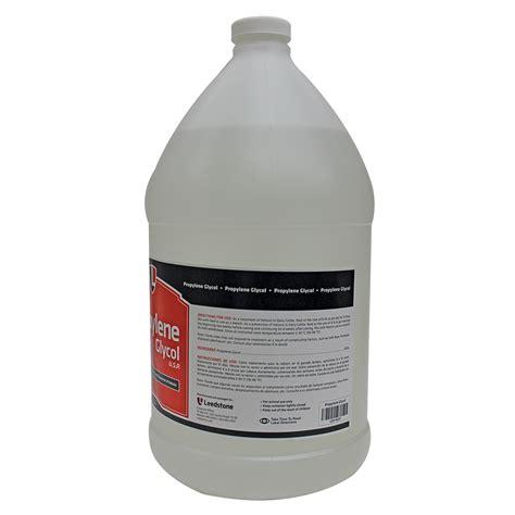 Detoxing From Pg Propylene Glycol by Propylene Glycol U S P Leedstone