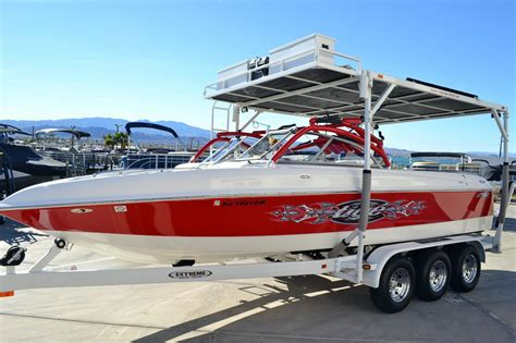 tige boats lake country 2005 used tige 24v ski and wakeboard boat for sale