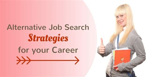 16 best alternative job search strategies for your career