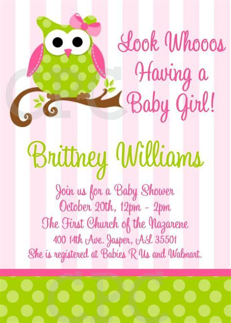 printable owl shower invitations owl baby shower invitations owl 1st birthday invitations