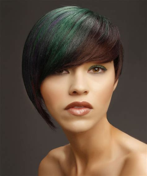 side view of asymmetric hairstyles asymmetrical hairstyles and haircuts in 2018