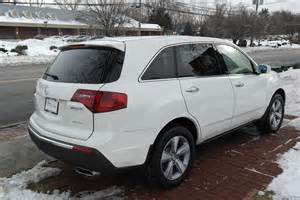 certified used 2013 acura mdx 3 7l technology package for