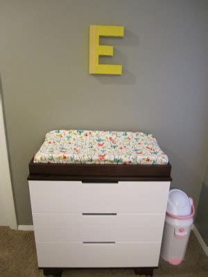 Twomeakins Preview Nursery Of Ella Kennedy Changing Table Sheets