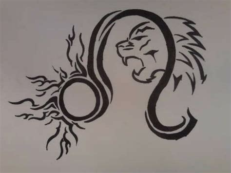 leo symbol tattoo designs leo images designs