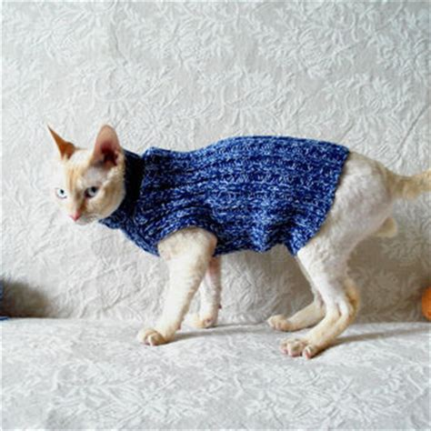 knitting pattern jumper for cat best hand knitted jumpers products on wanelo