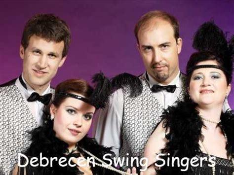 swing singers debrecen swing singers