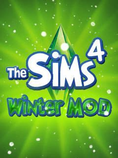 game java the sims mod the sims 4 winter mod java game for mobile the sims 4