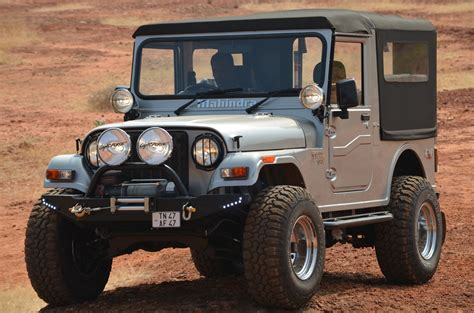 Mahindra Thar Jeep Modified Mahindra Jeeps